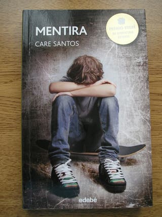 """LIBRO LECTURA """"MENTIRA"""""""