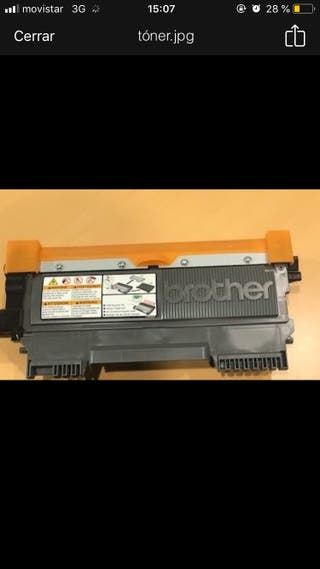 Tóner impresora Brother TN-2220