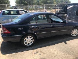 Mercedes-benz c 220 cd 2003