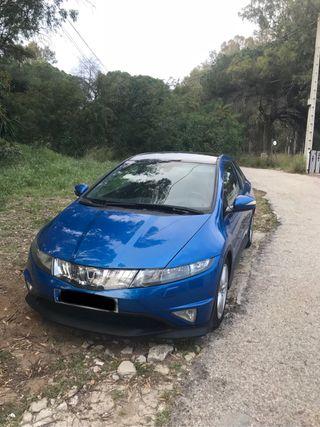 Honda Civic Type S motor 2.2 ictdi 140cv