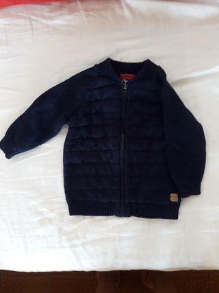 chaqueta de bebé de Zara