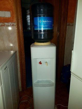 termo de agua caliente y fria