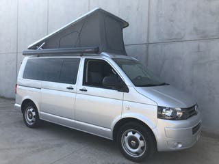 volkswagen california beach 2010