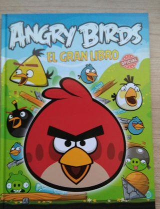 El gran libro de los angry birds, oficial