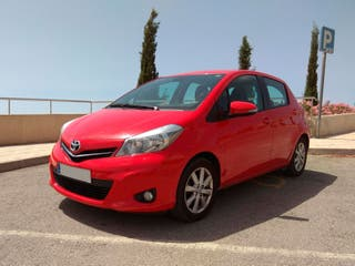 Toyota Yaris 2012 70 Active
