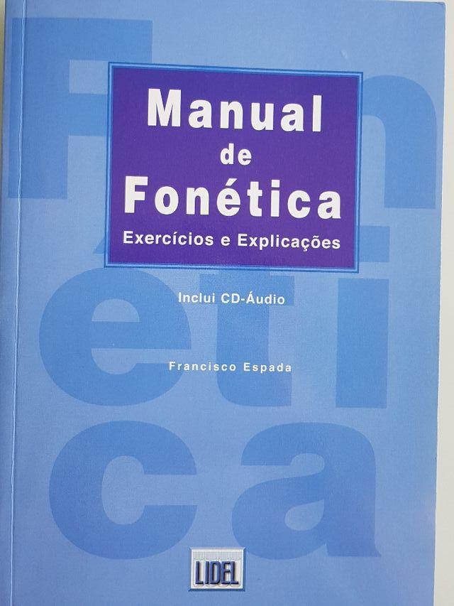Manual de Fonética Portuguesa + CD AUDIO