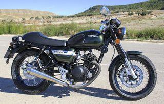 moto 125 hanway cafe racer