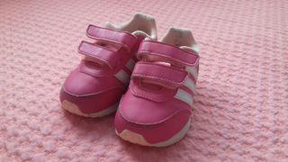 zapatillas 21 niña adidas