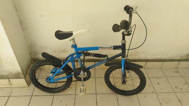 Bicicleta de niño portuguesa años 70