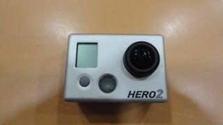 Cámara GoPro Hero 2 con accesorios