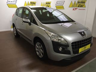 Peugeot 3008 1.6HDI Business Blue Lion