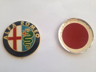 Emblema Alfa Romeo