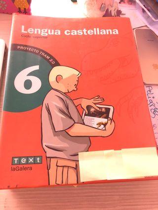 Libro sexto castellano la galera