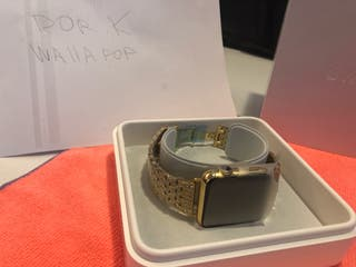 Raro Apple Watch 18k Luxury limited Edition