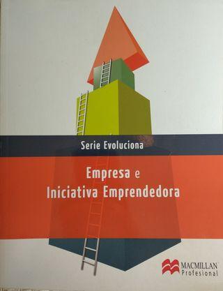 Libro Empresa e Iniciativa Emprendedora