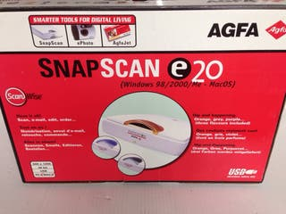 AGFA SNAPSCAN E20 SCANWISE DRIVERS DOWNLOAD