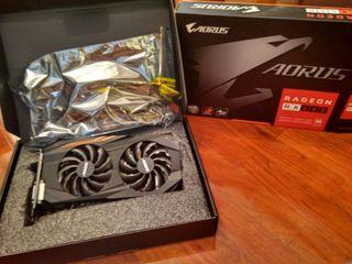 Tarjeta gráfica AMD RX 580 4gb