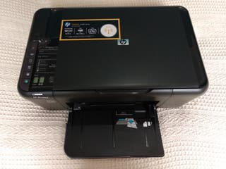 Impresora fotocopiadora escáner HP