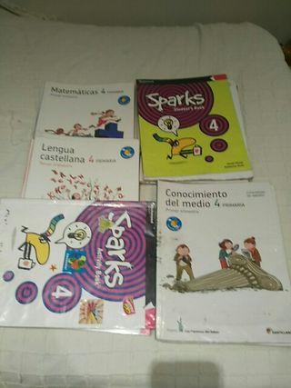 Libros de primaria cuarto de segunda mano en la provincia de Madrid ...
