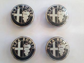Tapones Ruedas Alfa Romeo