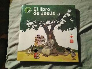 El libro de Jesus 1 primaria