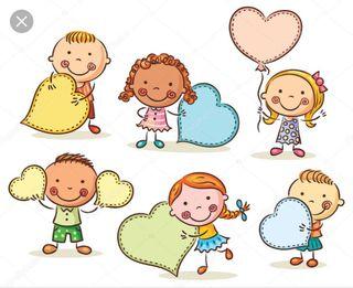 Cuidado de bebés y niños/as