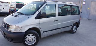 MERCEDES VITTO 7 PLAZAS DIESEL