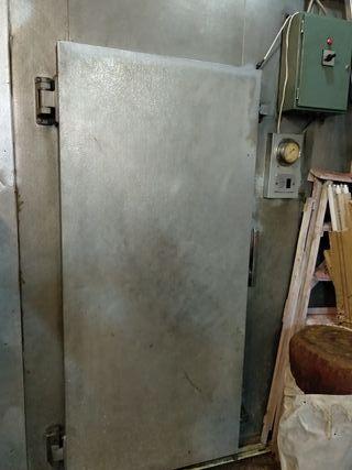 Camara frigorifica industrial