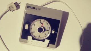 temporizador Hauck laboratorio profesional