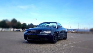 Audi A4 Azul DESCAPOTABLE