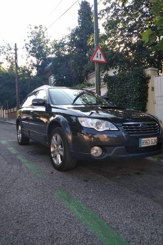 Subaru Outback 2.0 Limited Plus