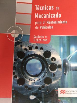 Libro Técnicas de Mecanizado Mantenimide Vehículos
