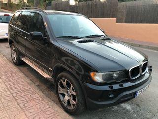 BMW X5 2003 solo 127.000km automático diésel