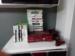 xbox 360 Edicion Limitada Gears of war con kinnect