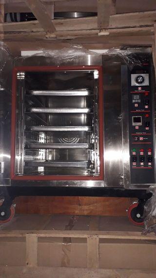 horno industrial 5bandejas electrico nuevos