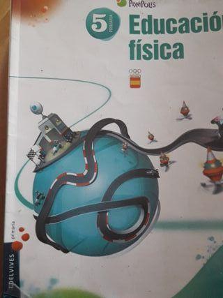 Libro Educación Física edelvives 5