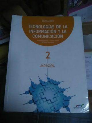 Libro de 2°bach Tecnologías de la información y ..
