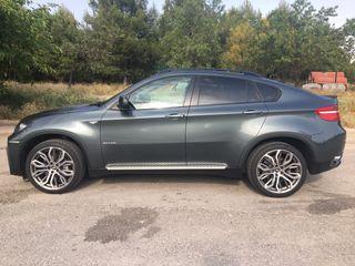 BMW X6 2009 3.5 x driver
