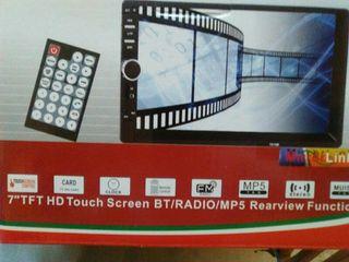 Autorradio pantalla tactil