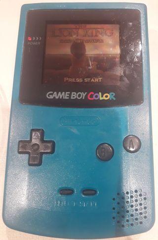 Gameboy color y Gameboy Adance