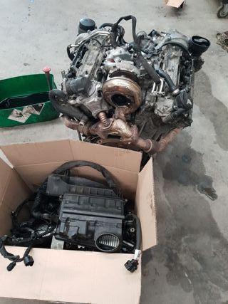 motor v6 c320 cdi 224 cv