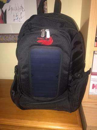 camvio mochila solar