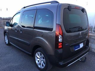 Peugeot Partner outdoor 1.6 120cv