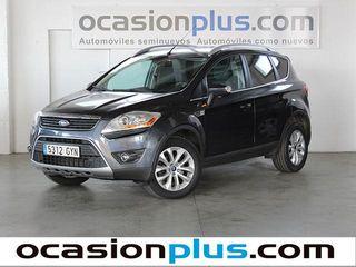 Ford Kuga 2.0 TDCI 4WD Titanium Powershift 120 kW (163 CV)