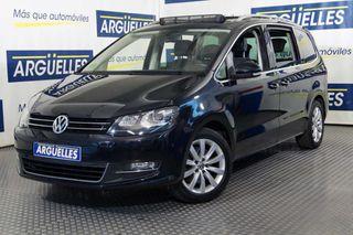 Volkswagen Sharan 2.0TDI 177cv DSG Sport 7plaz FULL EQUIPE