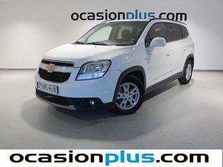 Chevrolet Orlando 2.0VCDi LT+ 7Plazas 96kW (130CV)