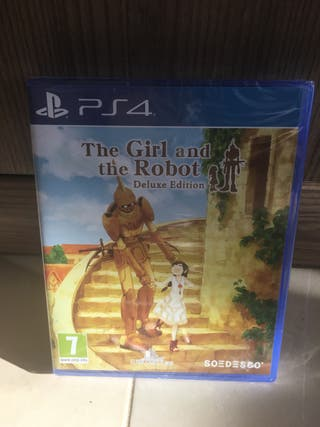 The girl and the robot deluxe