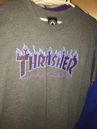 Camisetas thrasher orginales
