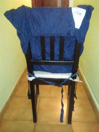 Adaptador silla para comer