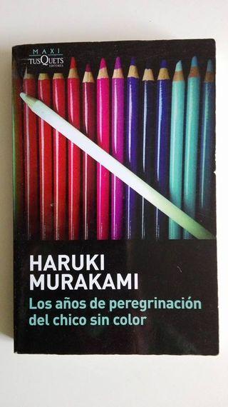 Los años de peregrinación... Haruki Murakami
